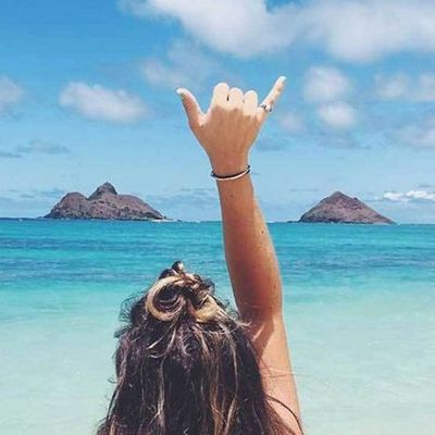 spring break island peace
